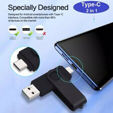 TYPE-C 2 in 1 USB Memory Stick Flash Drive Photostick Android 16/32/64/128/256gb