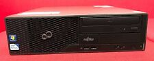 Fujitsu G870 Intel Pentium 3.10GHZ 4GB Ram 250GB HDD DVD Win7 Pro Wifi