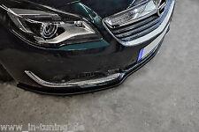 Sonderaktion Spoilerschwert Frontspoilerlippe Cuplippe aus ABS Opel Insignia ABE