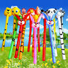 Cartoon Inflatabel Animal Long Inflatable Hammer Stick Children Outdoor Toys!E