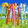 Karikatur Inflatabel Tier langes aufblasbares Hammer-Stock-KinderaußenspielzZBDE