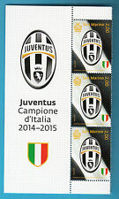 BANDELLA  SAN MARINO 2015 NUOVO JUVENTUS Campione d'Italia 2014/2015 Scudetto