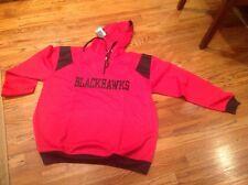 Chicago Blackhawks hooded sweatshirt men's size 2XL
