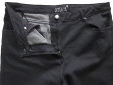 New Marks & Spencer Per Una Grey Straight Leg Jeans Size 16 Short L28LABEL FAULT