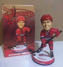 KEITH AUCOIN Lowell Spinners SGA Bobblehead 7/23/15, 1 of 1,000 Lock Monsters