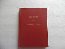 Bits Of Life By Joseph Alfred Jacobson, HC 1959
