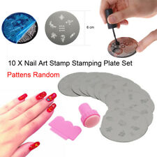 buy nail art stencils ebay