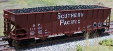 Realistic Coal Loads for Bowser 100 Ton 3-Bay Hopper