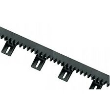 Crémaillère nylon armé haute qualité pour portail coulissant - 6 supports