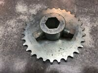 "Browning Sprocket 4018 X 1-1//4/"" Bore,40 Chain,18 Teeth 40BS18 MADE IN USA"