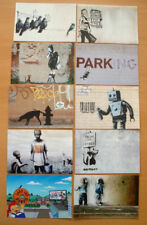 Banksy Dealer or Reseller Paper Art Prints