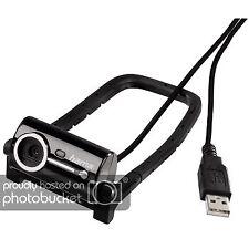 Hama Webcam Motion 1,3 Mpix mit Mikrofon und Autofokus