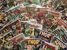 Fantastic Grab Bag lot, Fantastic Four, Dr. Doom, Black Panther 1 5 45 48 52