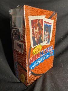 1991-92 NBA Hoops Basketball Series II USA Team Sealed Box Michael Jordan