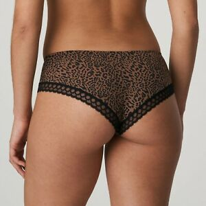 Prima Donna Twist Hotpants Covent Garden Bronze Leoparden Print Slip Dessous