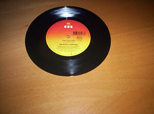 """THE BLACK SORROWS  """"HARLEY & ROSE""""  PICTURE SLEEVE  7 INCH 45 1990"""