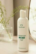🤍 The Body Shop 🤍 White Musk Body Lotion 🤍 250ml 🤍 Vegan 🤍