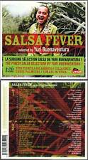 "SALSA FEVER ""Selected by Yuri Buenaventura"" (2 CD Digipack) 2012 NEUF"