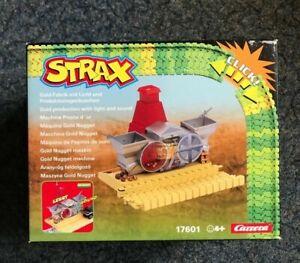 NEU Carrera Strax Bahn Goldfabrik mit Licht und Sound 17601 ab 4 Jahren