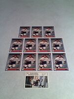 *****Nicolas Lefebvre*****  Lot of 24 cards.....2 DIFFERENT / Hockey