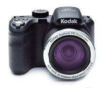 Kodak PIXPRO Astro Zoom AZ421-BK 16MP Digital Camera with 42X Optical Zoom an...