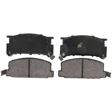 Disc Brake Pad Set-Turbo, 2 Door Front Perfect Stop PS291M