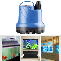 Water Pump Filter Submersible Bottom Suction Silent Durable Fish Tank Aquarium
