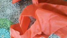 MERCERIE RUBAN rouge 1.32mx9,5cm@RUBBON