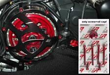 DUCATI VITI carter frizione + TAPPO olio 999 1098 Hypermotard 1198 996 Monster