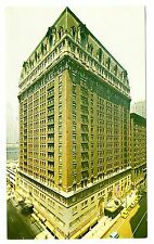 Hotel La Salle Chicago Illinois Postcard Madison Conference Conventions Unposted