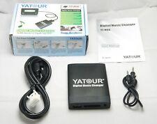 Yatour USB Mp3 Aux SD CD Adapter for Toyota Camry Cruiser Rav4 Lexus Scion