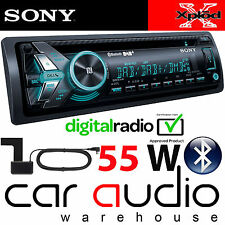 SONY MEX-N6001BD 55 X 4 vatios DAB Radio Bluetooth CD MP3 USB Automóvil Estéreo & Antena