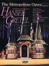 EngelbertHumperdinck: Hansel and Gretel DVD The Metropolitan Opera Like New
