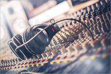 Leinwandbild DJ Equipment