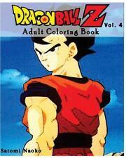 DragonBall Z : Adult Coloring Book Series (Vol. 4) : Cartoon by Yoshida Daiki...