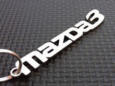 MAZDA 3 Schlüsselanhänger BM BK BL TUNING LED MPS NAVI SEDAN II III 2.0 anhänger