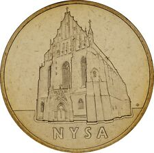 2 zl. 2006 Cities in Poland - Nysa