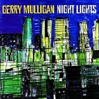 GERRY MULLIGAN - NIGHT LIGHTS  CD NEW