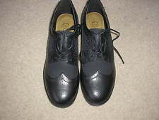 New without box Womens Chaps Ingrid Black Oxfords Size 9 B