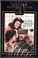 Hallmark Hall of Fame  Love is never Silent (DVD) Brand New