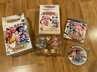 Attouteki Yuugi Mugen Souls Limited Edition(Nendoroid Figures+)PS3 PlayStation 3
