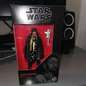 Star Wars Black Series  Lando 6 Inch