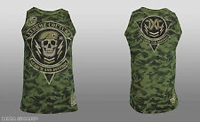 Xtreme Couture by Affliction Infantry Tank Top Green Camo MMA 2X-Large