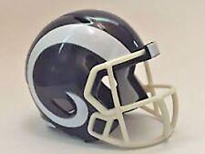 NFL Los Angeles Rams Riddell Pocket Pro Speed Helmet, NEW LOGO