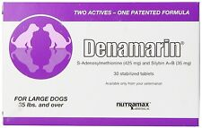 Nutramax Denamarin Tablets 425 mg Large Dog - 30 Count