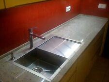Arbeitsplatte Abdeckung f. Küchenzeile Platte Natursteinplatte Granitplatte hell