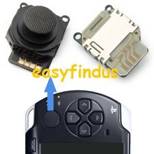 for PSP 2000 series SLIM Repair Button Analog Joystick BLACK NEW
