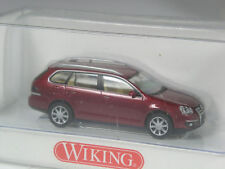 TOP: Wiking Serienmodell VW Golf 5 Variant rot metallic in OVP