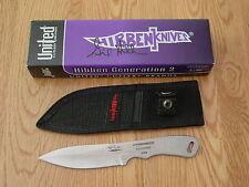 Gil Hibben Generation 2 Small Thrower Divergent throwing knife NIB