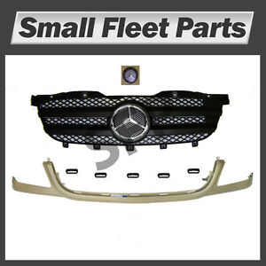 Sprinter Mercedes Benz Grille Conversion Kit Fit Dodge Freightliner OEM Grille
